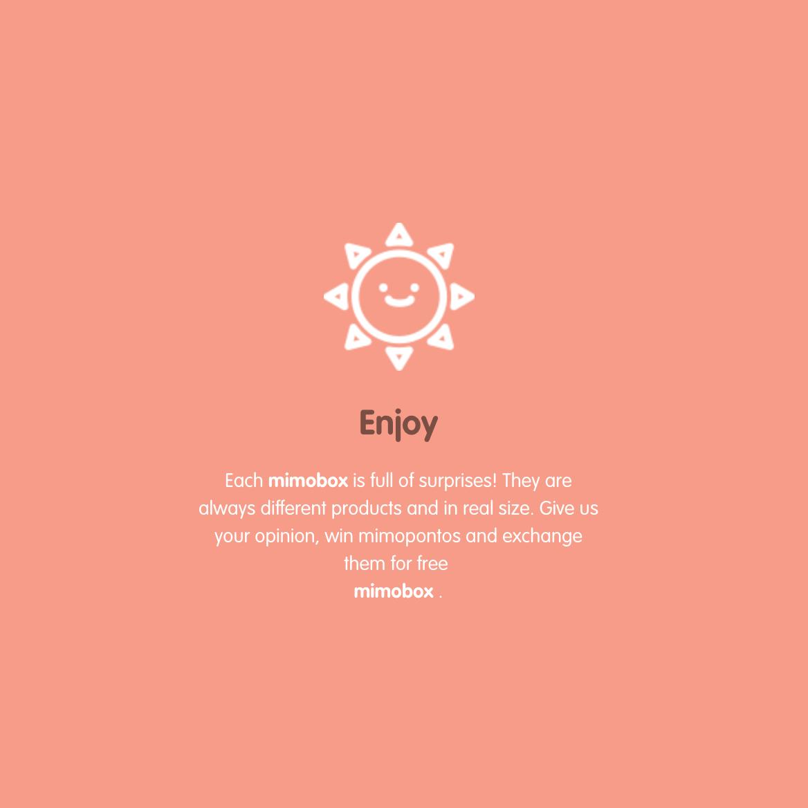 enjoy mimobox